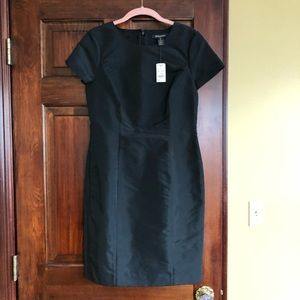 🔥 Brooks Brothers black dress 6P